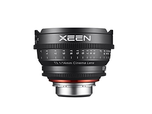 Rokinon Xeen XN14-NEX 14mm T1.5 Professional Cine...