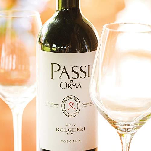 smartbox - Cofanetto Regalo - I Migliori Vini della Costa Toscana: 3 Bottiglie della Tenuta Sette Ponti a Domicilio - Idee Regalo Originale
