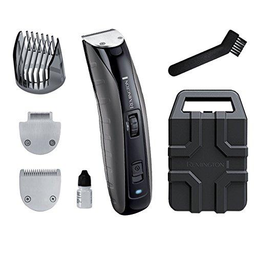 Remington MB4850 Virtually Indestructible Beard Trimmer Kit, Beard Kit, Beard Trimmer