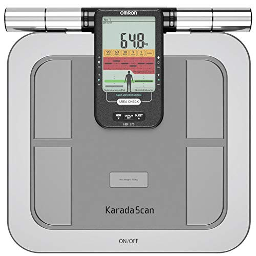 Omron HBF 375 Karada Scan Complete Digital Body Composition...
