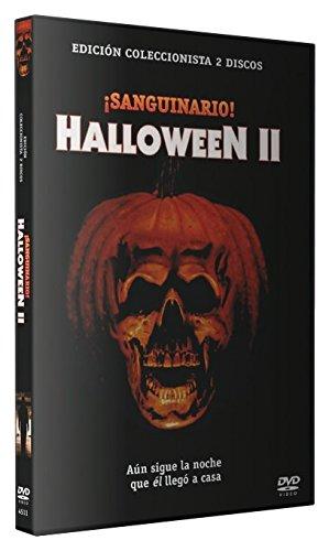 Halloween II ¡Sanguinario! DVD doble Edición Especial 1981 Halloween 2