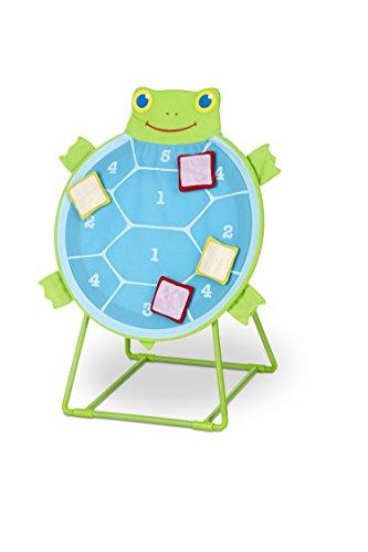 Melissa & Doug Schildkröten-Wurfspiel (5 Teile)