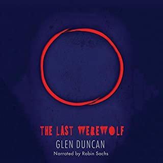 The Last Werewolf cover art