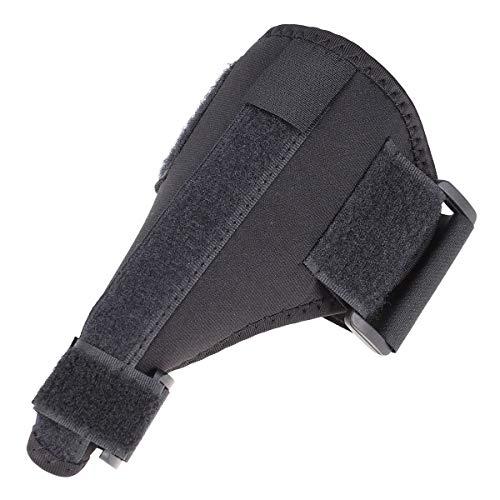 SUPVOX Muñequera con férula para pulgar ajustable protege el pulgar inmovilizador de dedo pulgar para deporte y actividades diarias