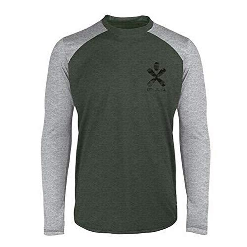 Bula T-shirt pour homme Pacific Merino Wool Crew Dolie L