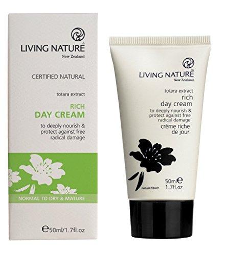 Living Nature Rich Day Cream - Reichhaltige Tagescreme