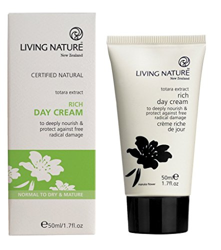 Living Nature Rich Day Cream - Reichhaltige Tagescreme