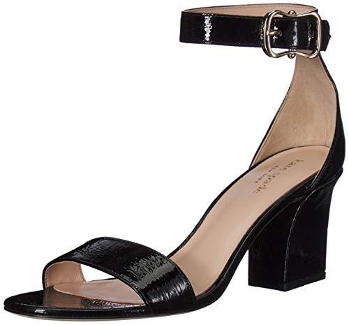 Price comparison product image Kate Spade New York Shoe's Susane Heeled Sandal,  Black Patent,  8.5 M US