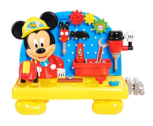 Mickey Mouse Clubhouse Mousekadoer Workbench, Amazon Exclusive, Multi-Color