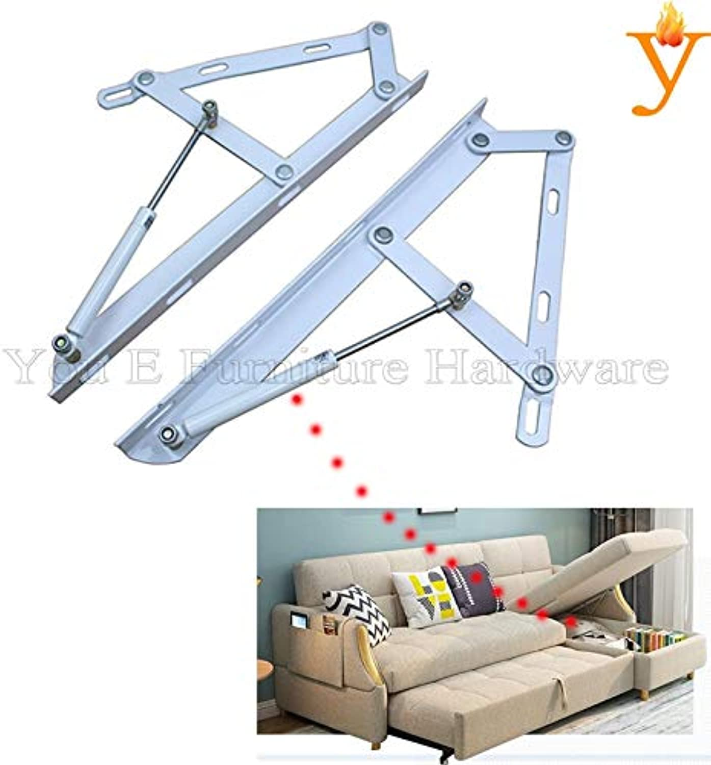Manufactory Sale Lift Up Sofa Storage Box Or Sofa Seat Gas Lift Mechanism for Sofa Bed A09-1