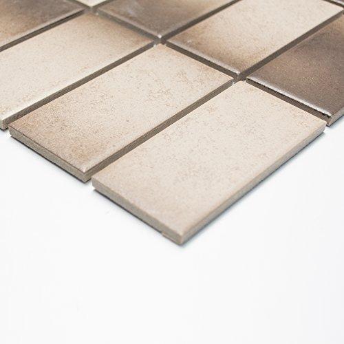 Piastrelle Mosaico Vetro Mosaico Mosaico Piastrelle Ceramica pavimento bagno cucina nuovo 6mm # 230