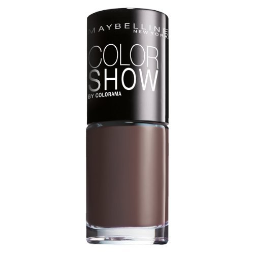Maybelline New York Make-Up Nailpolish Color Show Nagellack Rosa Chic / Ultra glänzender Farblack...