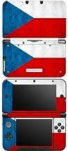 Nintendo 3DS XL Decal Skin Sticker - Flag of Czech Republic by DecalSkin