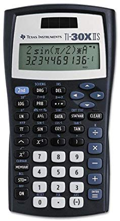 TI-30X IIS Solar Scientific Calculator
