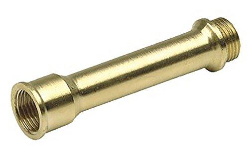 MONTSERRAT ALARGO Grifo 1/2' LATÓN (Pack 2 Unidades) (LATÓN Pulido, 10 cm)