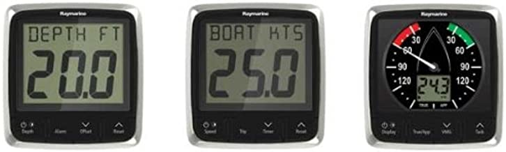Raymarine i50/i60 Wind, Speed and Depth System Pack Transducer