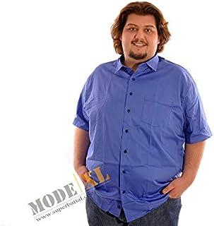 Mode XlBüyük Beden Erkek Kısa Kol Klasik Gömlek
