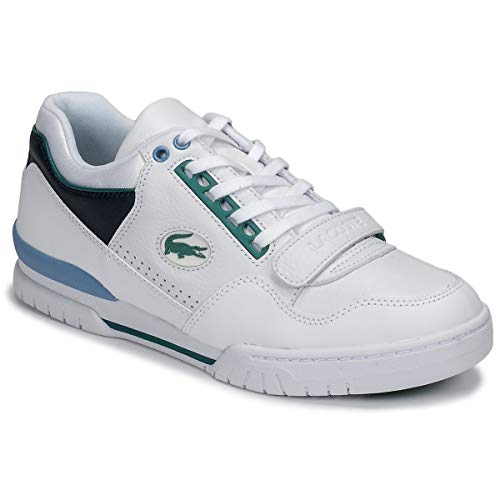 LACOSTE MISSOURI 120 1 SMA Sneakers heren Wit/Marine/Groen Lage sneakers