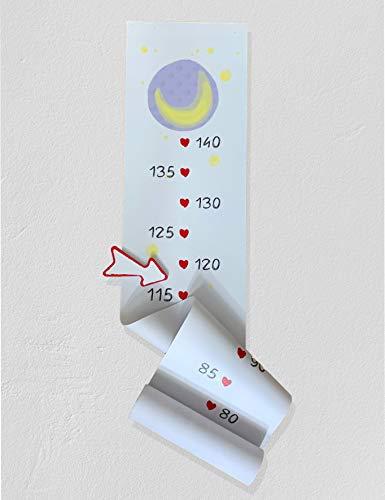 Medidor infantil gato gráfico de crecimiento estatura para personalizar. Regla gráfica de altura, niño, niña. Diseño exclusivo. Tabla crecimiento decorar, Colgar Pared Dormitorio.