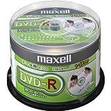データ用DVD-R 16倍速対応 シルバープリンタブルディスク 50枚スピンドルパック DR47DPNS.50SP