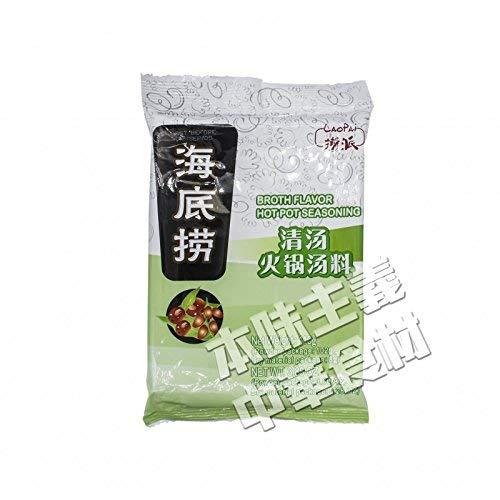 海底撈清湯鍋の素110g中国名産・中華料理・中華食材人気調味料