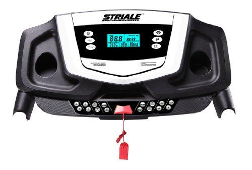 Striale ST-715 - Cinta de Correr para Fitness, Color Negro: Amazon ...