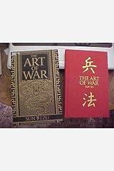 THE ART OF WAR by SUN-TZU ILLUS w/ SLIPCASE CAWTHORNE MILITARY HISTORY (2018 UK) Hardcover
