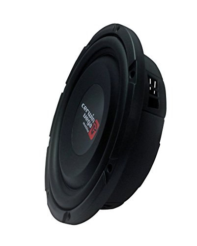 affodable CERWIN VEGA VPS124D Pro Flat 600 W Up to 12 inch Dual Voice Coil Subwoofer, 4 ohms