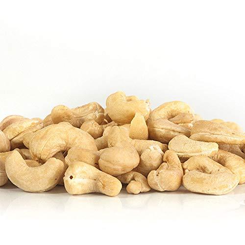 Anacardos crudos tamaño w240 a granel 250 gramos