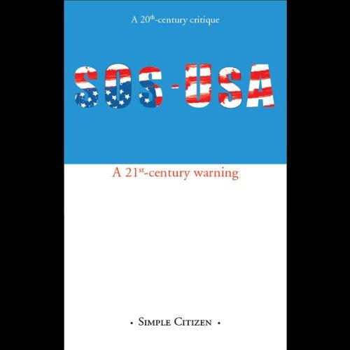 SOS-USA audiobook cover art