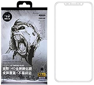 Screen Protection glases gorilla from wk for iphone XS white