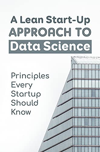 A Lean Start-Up Approach To Data Science: Principles Every Startup Should Know: Lean Startup Methodology (English Edition)