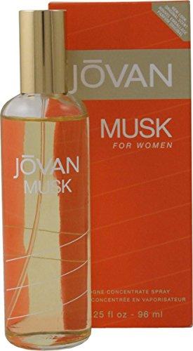 Jovan Musk – 96 ml Eau de Cologne Vaporisateur parfum pour elle