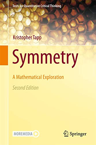 Symmetry: A Mathematical Exploration (Texts for Quantitative Critical Thinking)