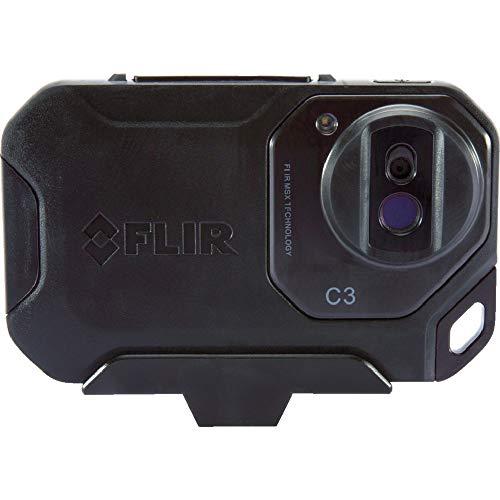 FLIR 72003-0303 C3 Caméra Thermique Compacte avec Wi Fi, Noir