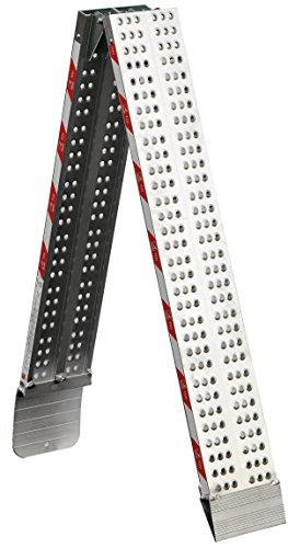 Gierre Aluminium-Laderampe, zusammenklappbar, 2,5 m, RRL250