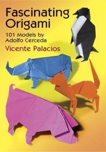 Fascinating Origami: 101 Models by Adolfo Cerceda (Dover Origami Papercraft) (English Edition)