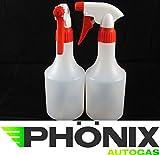 Phoenix Handsprüher Pumpsprüher Pumpsprühflasche Blumensprüher 500ml leer