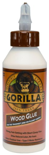 Gorilla Waterproof Wood Glue
