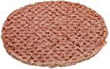 Double Red Provisions Ground Beef Patties, 5.33 Ounce -- 45 per case.