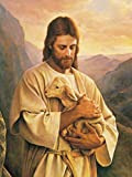 Speaking Thought Poster, Motiv Heiliger Jesus, 30,5 x 40,6
