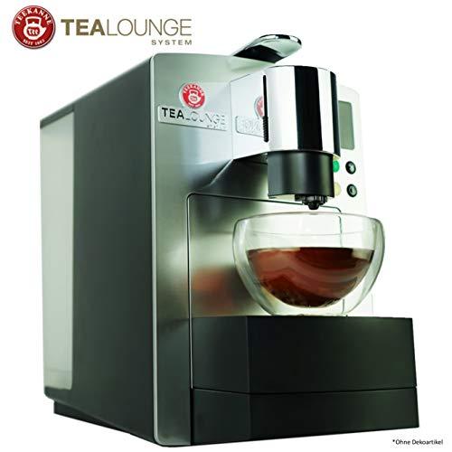 ANGEBOTSPREIS - TEEKANNE Multifunktionale Kaffeekapselmaschine Teemaschine + Zubehör, Heißgetränkespender groß elektrisch 1455W, Kaffeeautomat Kapseln, Kaffeemaschine K-Fee kompatibel,UVP 299 €