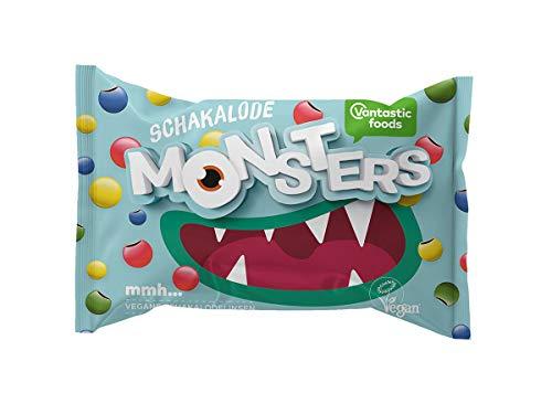 Vantastic Foods Schakalode Monsters Bunte Schakalodelinsen Vegan, 45g