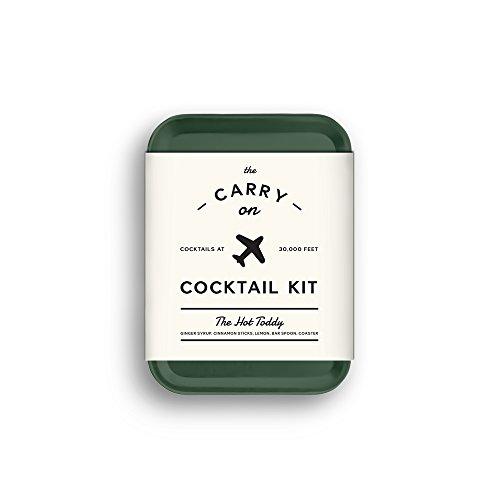 Travel kit for drinks on the go
