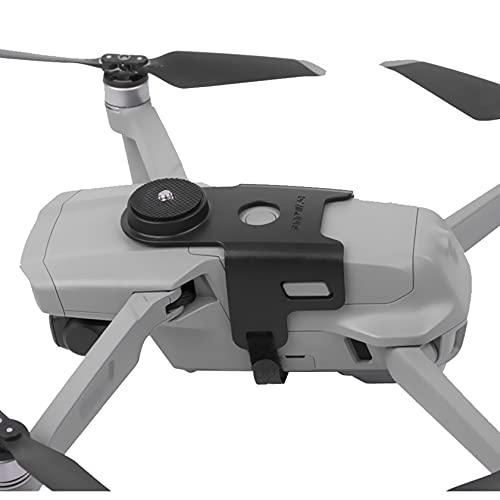 Hensych Kit de montaje de expansión de cámara deportiva multifuncional Soporte de montaje para cámara de llenado de cámara para Air 2S Reemplazo para GoPro/Pocket 2/Insta360 Soporte de cámara