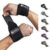 SINOVATI® Wrist Wraps Handgelenk Bandagen Handgelenkbandage für Fitness, Crossfit, Powerlifting,...