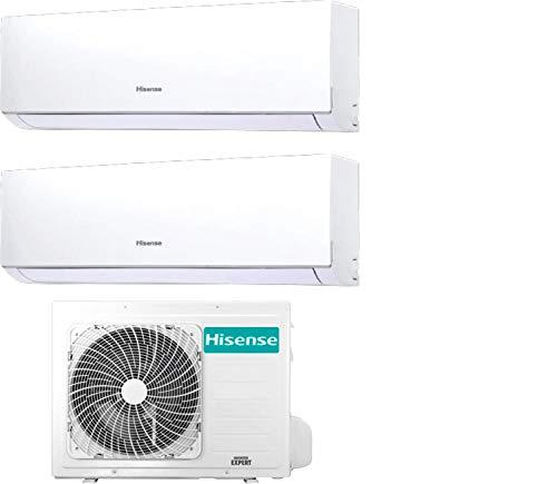 Climatizzatore Dual Split 12000/18000 Btu, Inverter, A++/A+ - New Comfort