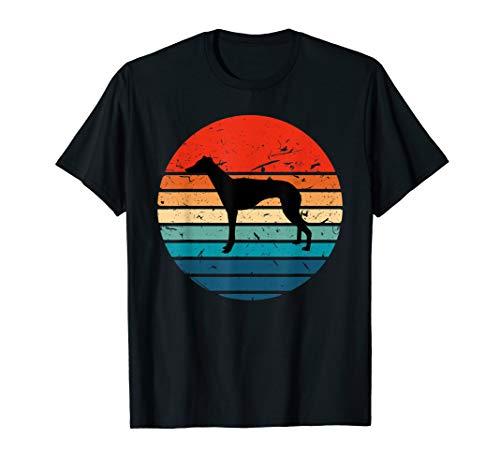 Whippet Dog Shirt Retro Vintage 70s 80s Dog T Shirt