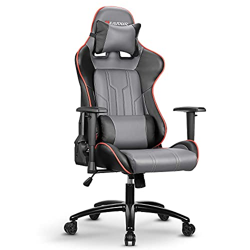 mfavour Gaming Chair Racing Style PC Chair