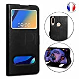 PH26 Case for Wiko View 3 Lite Extra Slim X2 Windows in Eco